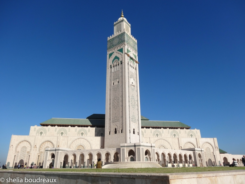Mosque in Casablanca