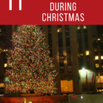 Tips NYC at Christmas