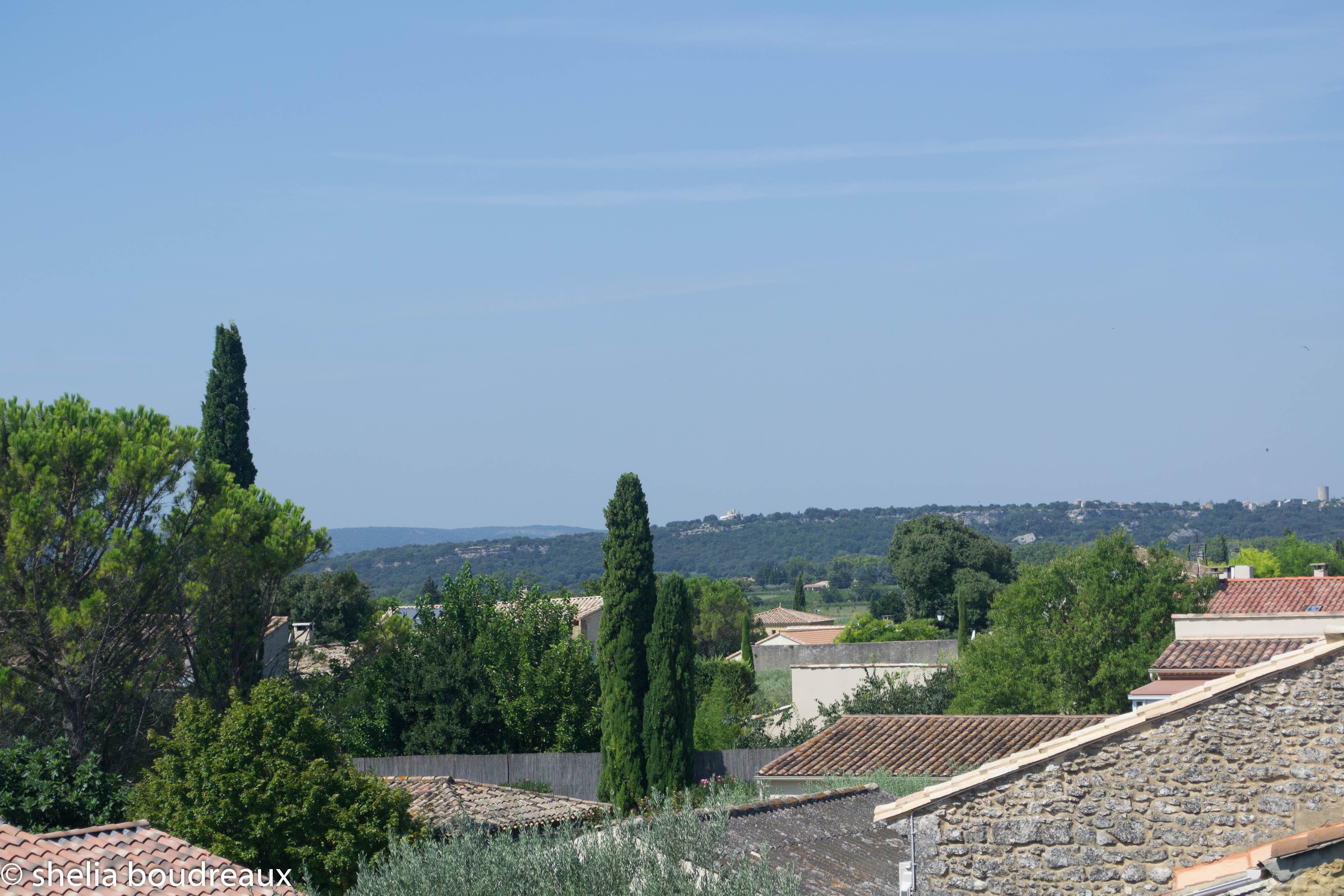 Near Avaignon, South France