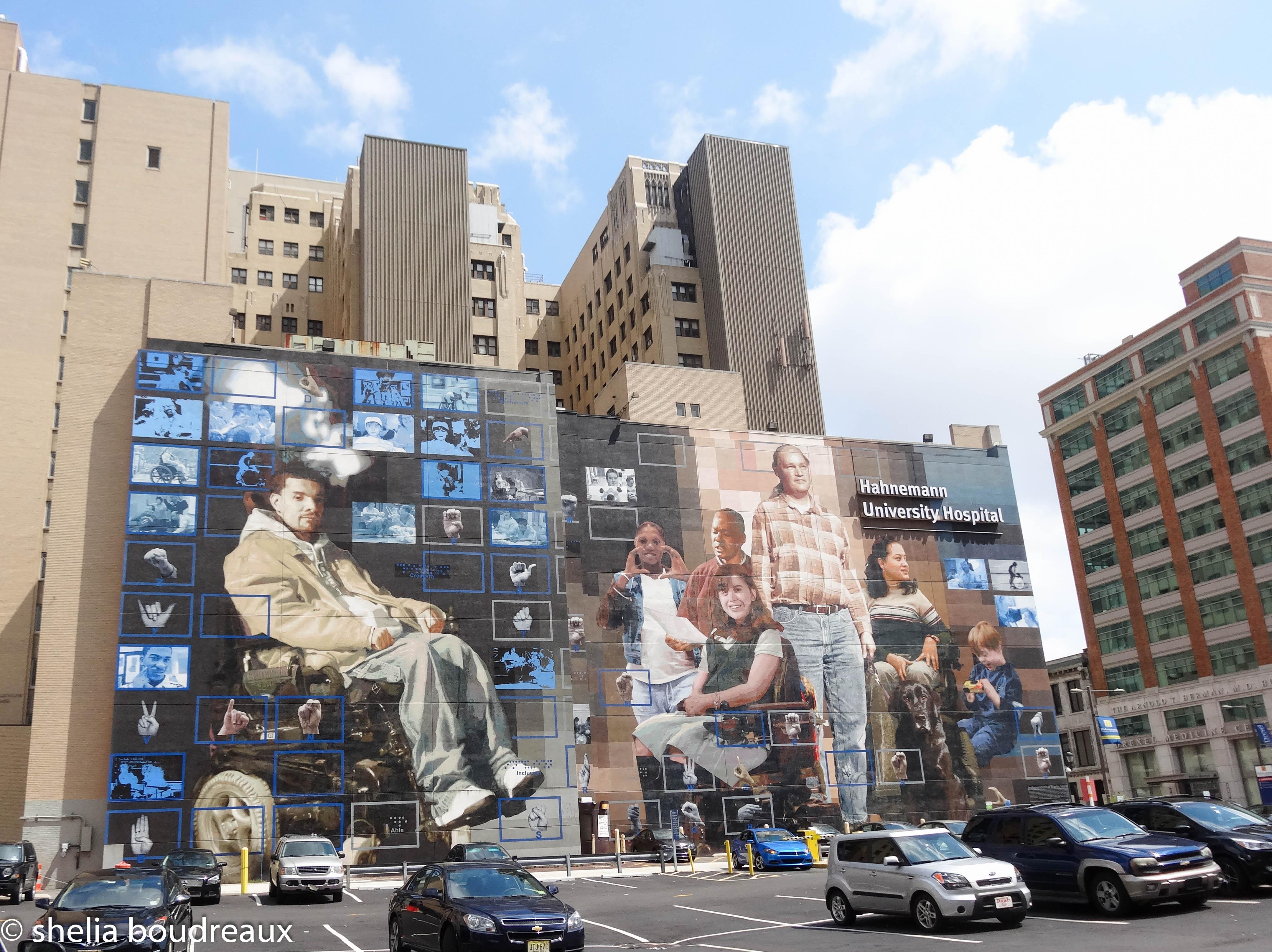Philadelphia Mural Tour