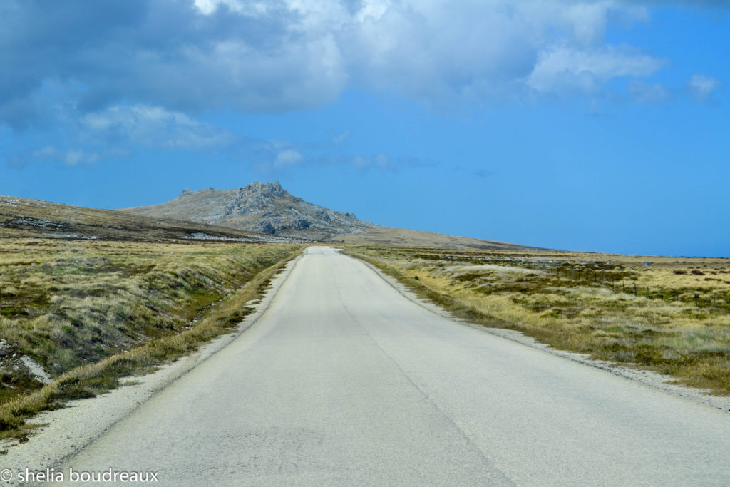 Stanley, Falkland Islands, Road