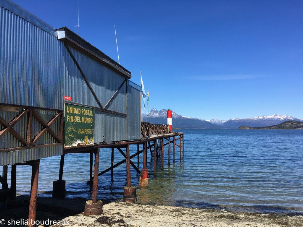 Fin Del Mundo Tierra Del Fuego National Park